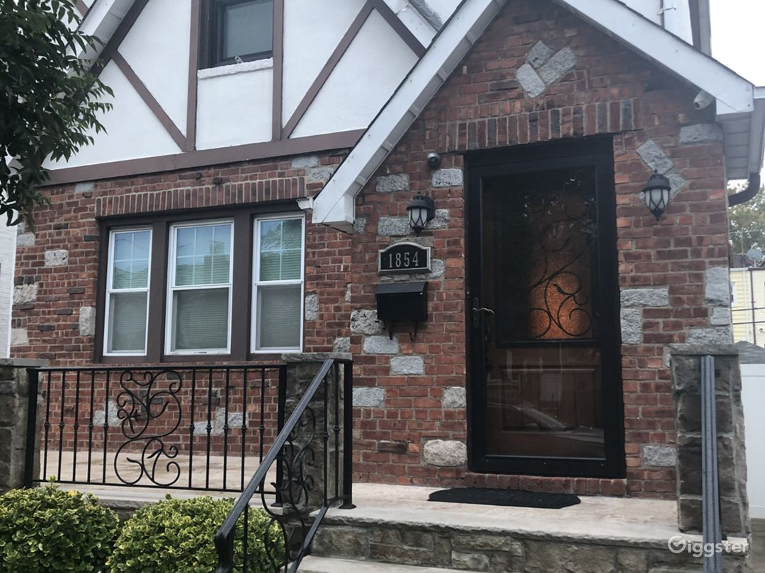 Beautiful classic exterior fully detached brick Tudor