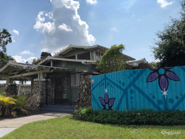 Seminole Heights' Oldest Yoga Studio Housed in a Vintage Japanese-Style Florida Bungalow Photo 5