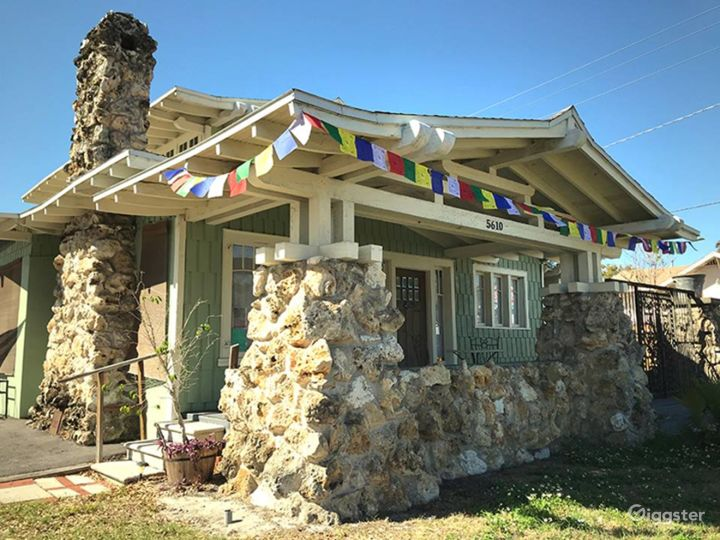 Seminole Heights' Oldest Yoga Studio Housed in a Vintage Japanese-Style Florida Bungalow Photo 3