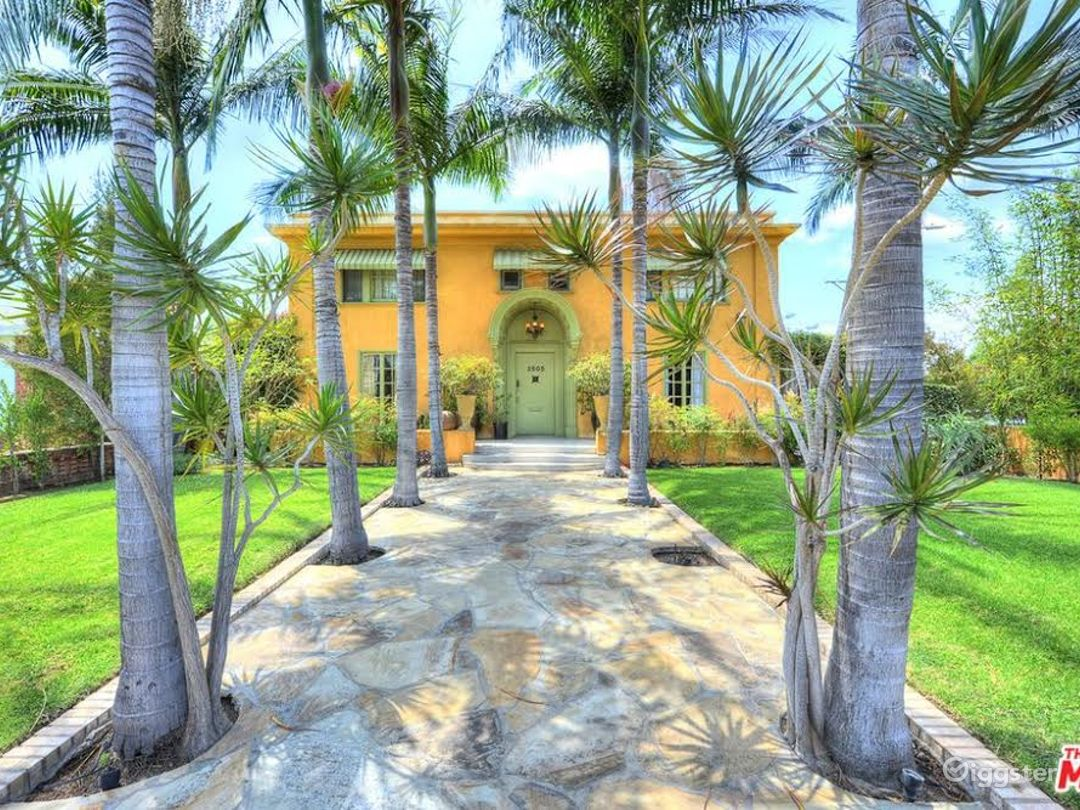 Stunning 1915 Mediterranean House in the Avenues  Photo 1