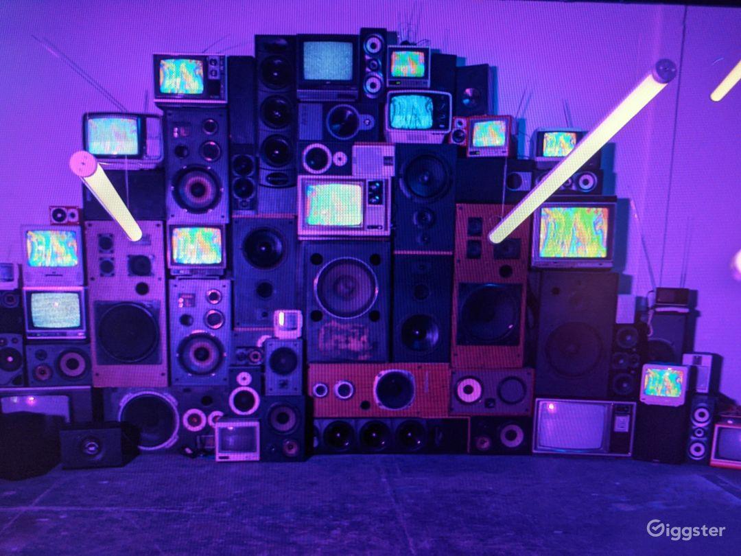 Speaker TV Installation