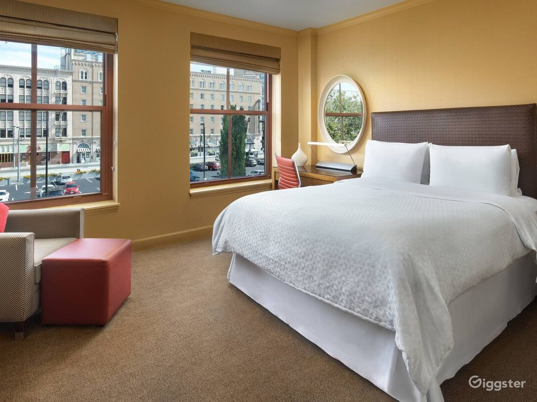 1 Queen Accessible Guest Room Photo 1
