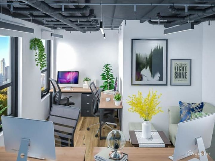 Private Office in the Historic Area of Chicago Photo 3