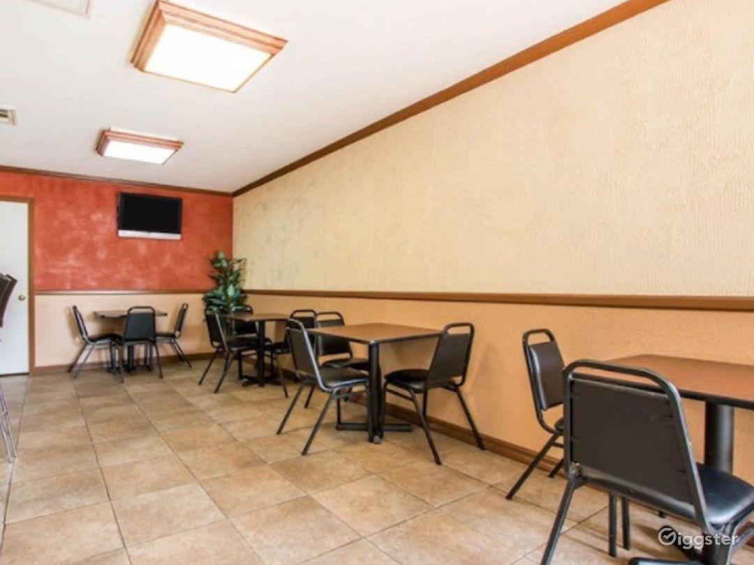 Intimate Dining Area Photo 1