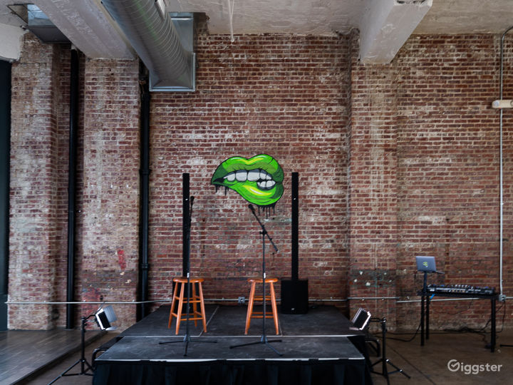 CREATIVE EVENT SPACE/STUDIO WITH CITY VIEW Photo 4