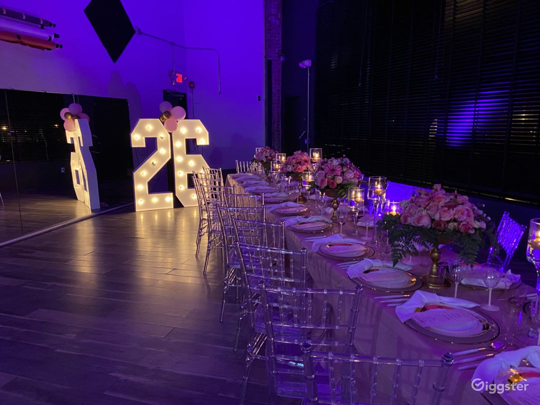 CREATIVE EVENT SPACE/STUDIO WITH CITY VIEW Photo 1