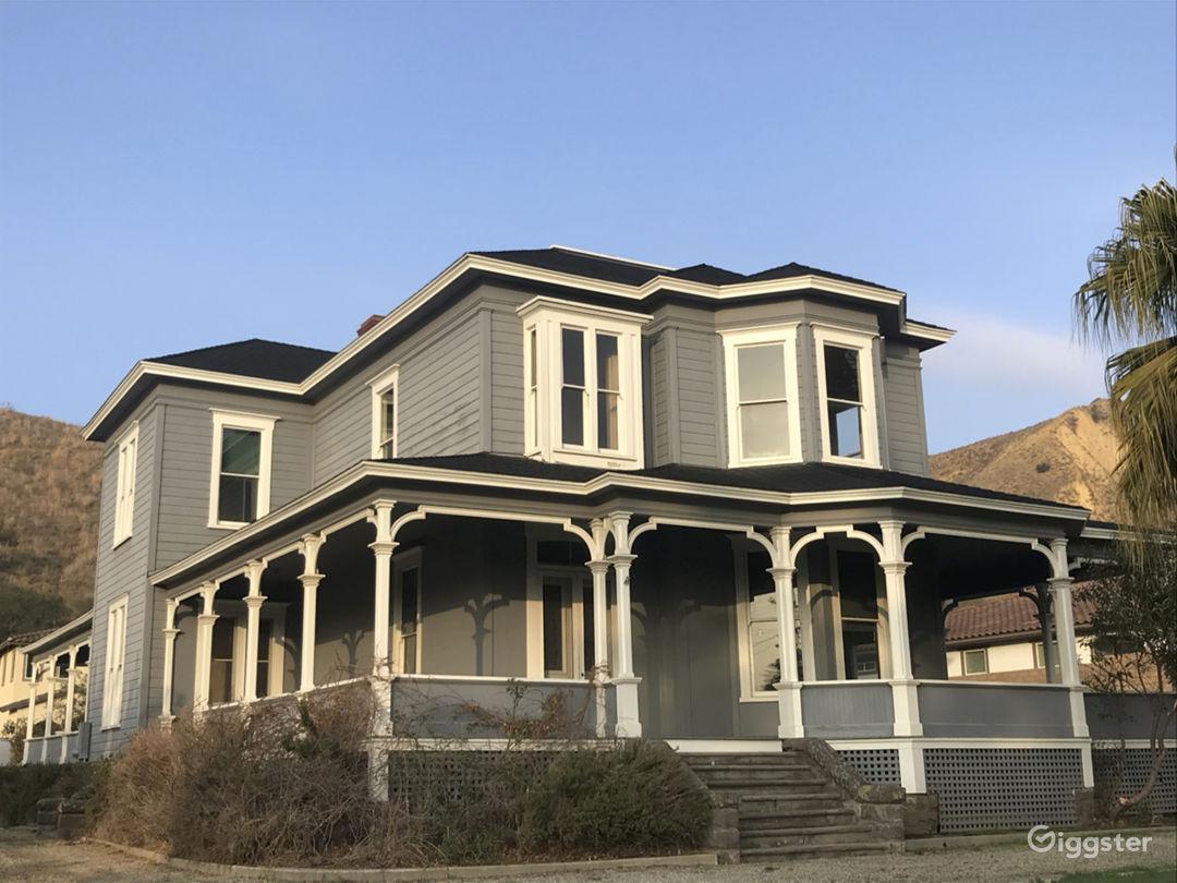Historic House Built 1883 plus Historic Barn.