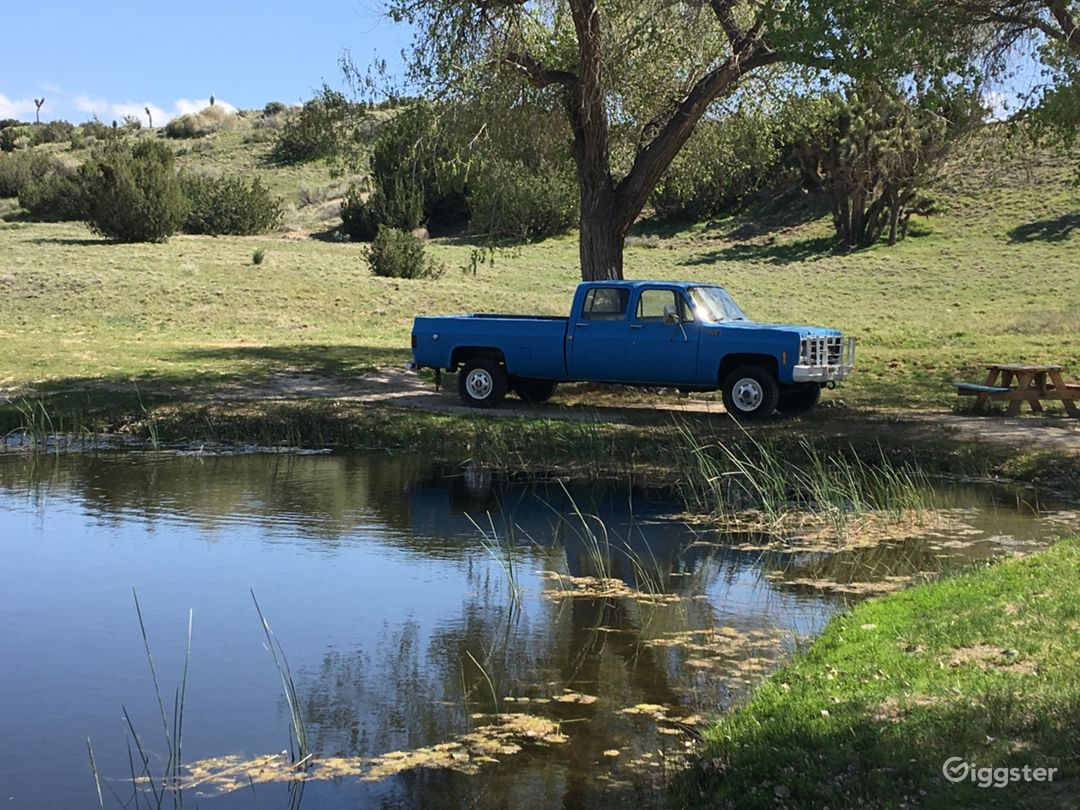Squarebody crewcab 4x4 longbed original classic Photo 2