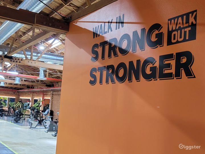 South Pasadena's Newest Premier Fitness Center Buyout