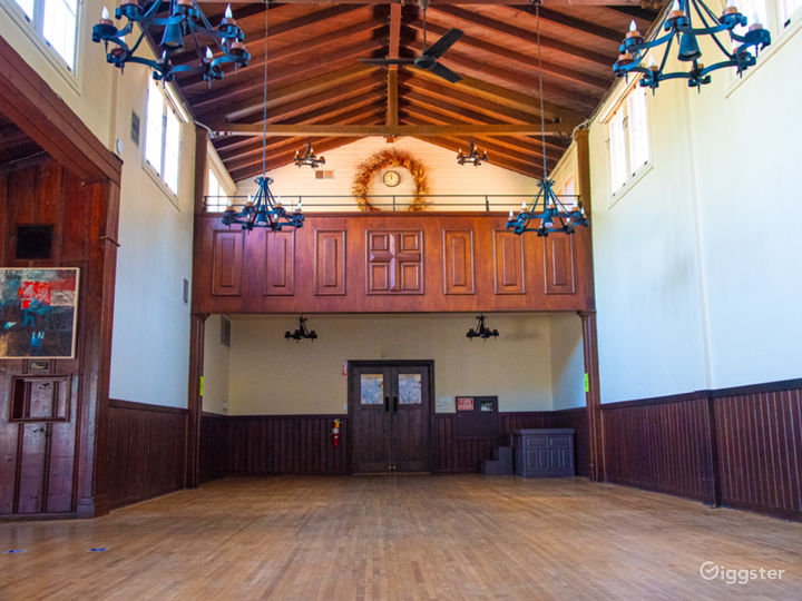 Church With Mission-Style Details in Studio City