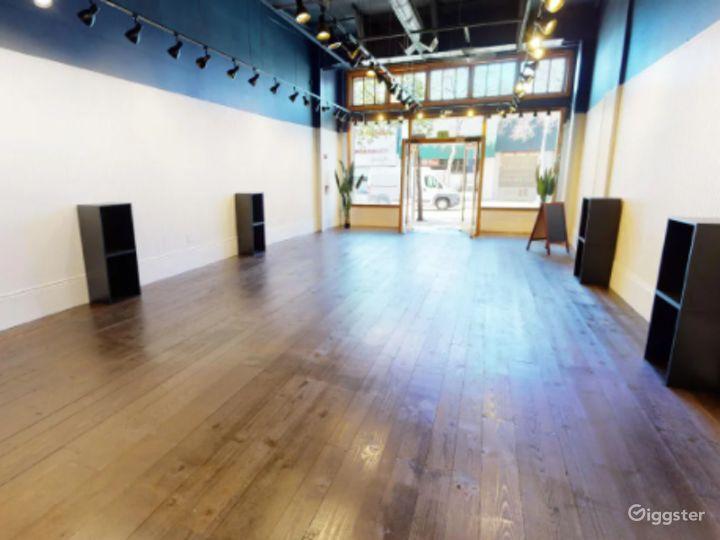 Modern Retail Space in Downtown Berkeley Photo 2