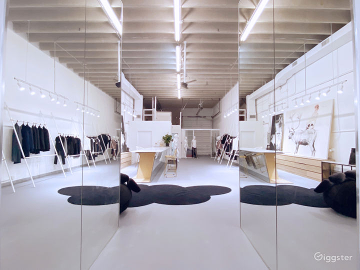 North Space Fashion Showroom