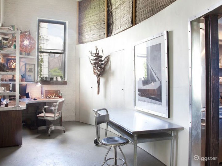 Photographers studio loft space: Location 5004 Photo 5
