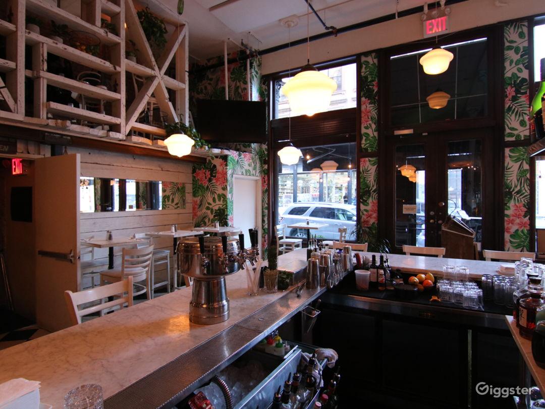 Quaint Tribeca Restaurant  Photo 4