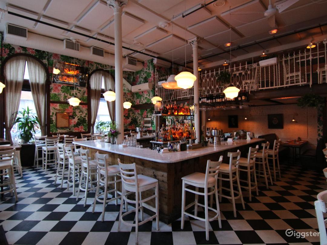 Quaint Tribeca Restaurant  Photo 1