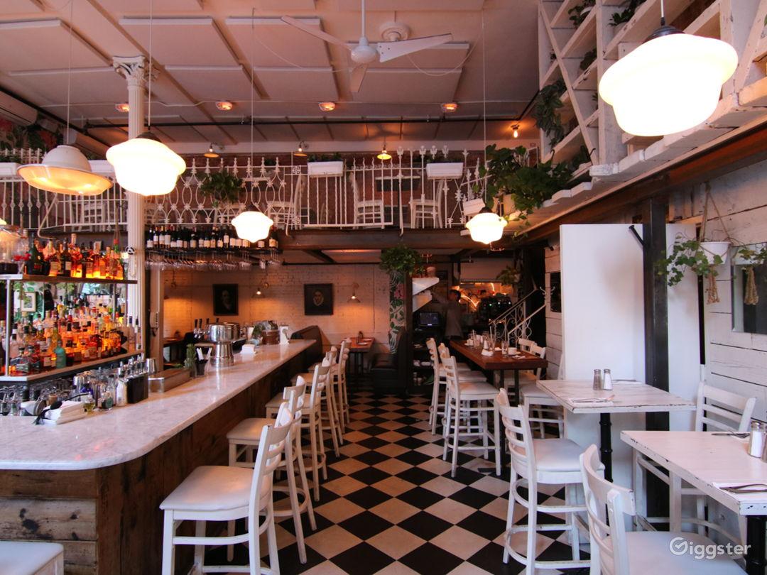 Quaint Tribeca Restaurant  Photo 2