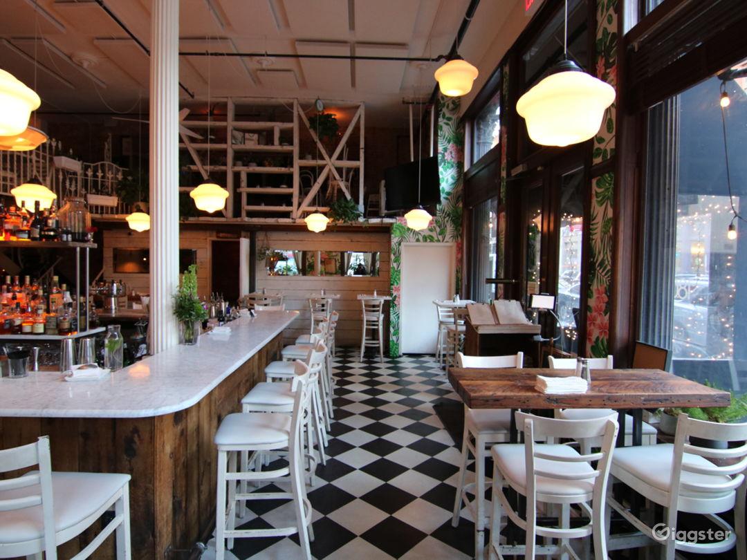 Quaint Tribeca Restaurant  Photo 3