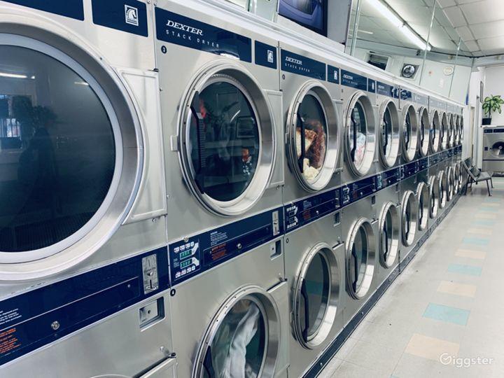80's/90's Laundromat Location in Downtown LA Photo 5