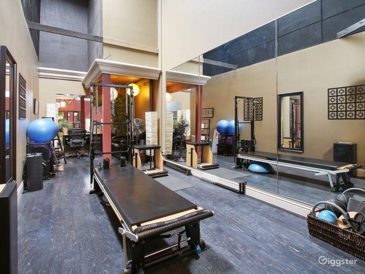 New Pilates Studio Room  Photo 2
