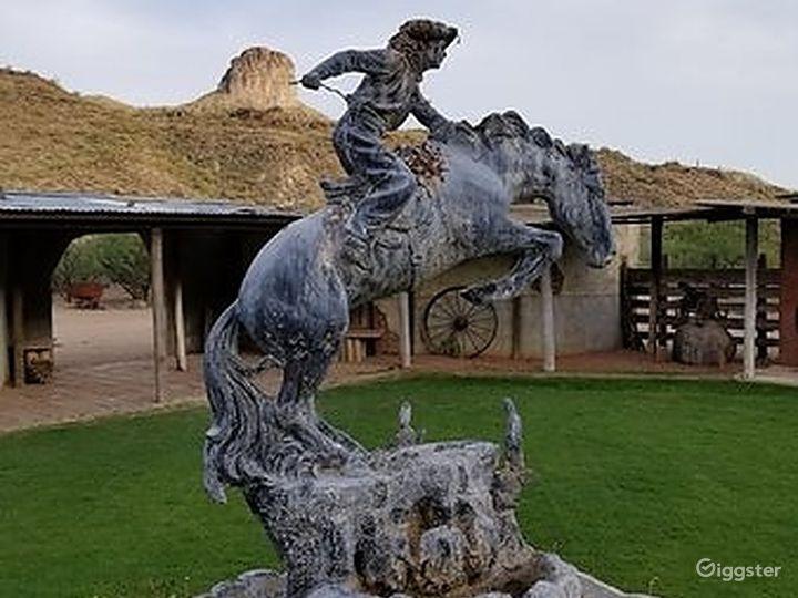 Wild West Fiesta Square Photo 4
