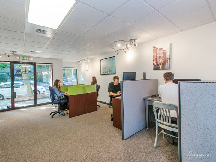 Relaxing Office Space in Seattle Photo 4