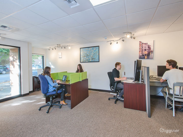 Relaxing Office Space in Seattle Photo 2