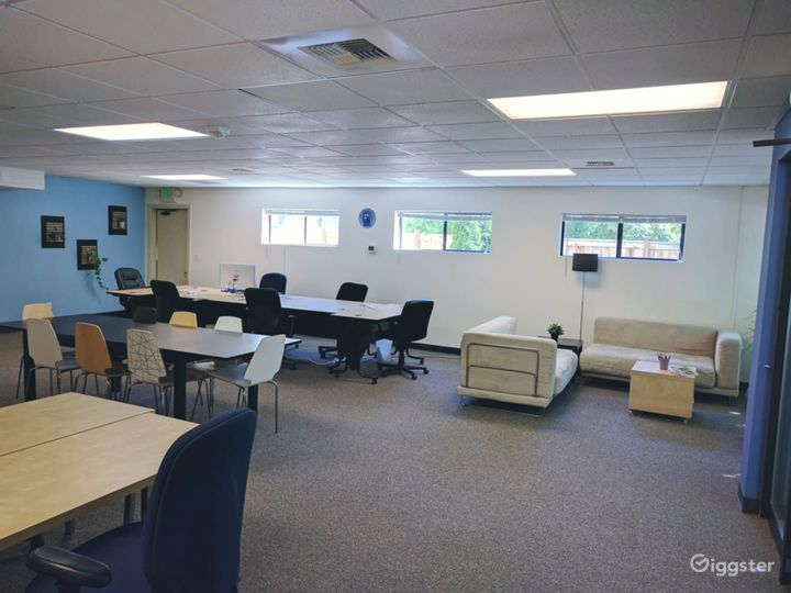 Relaxing Office Space in Seattle Photo 5