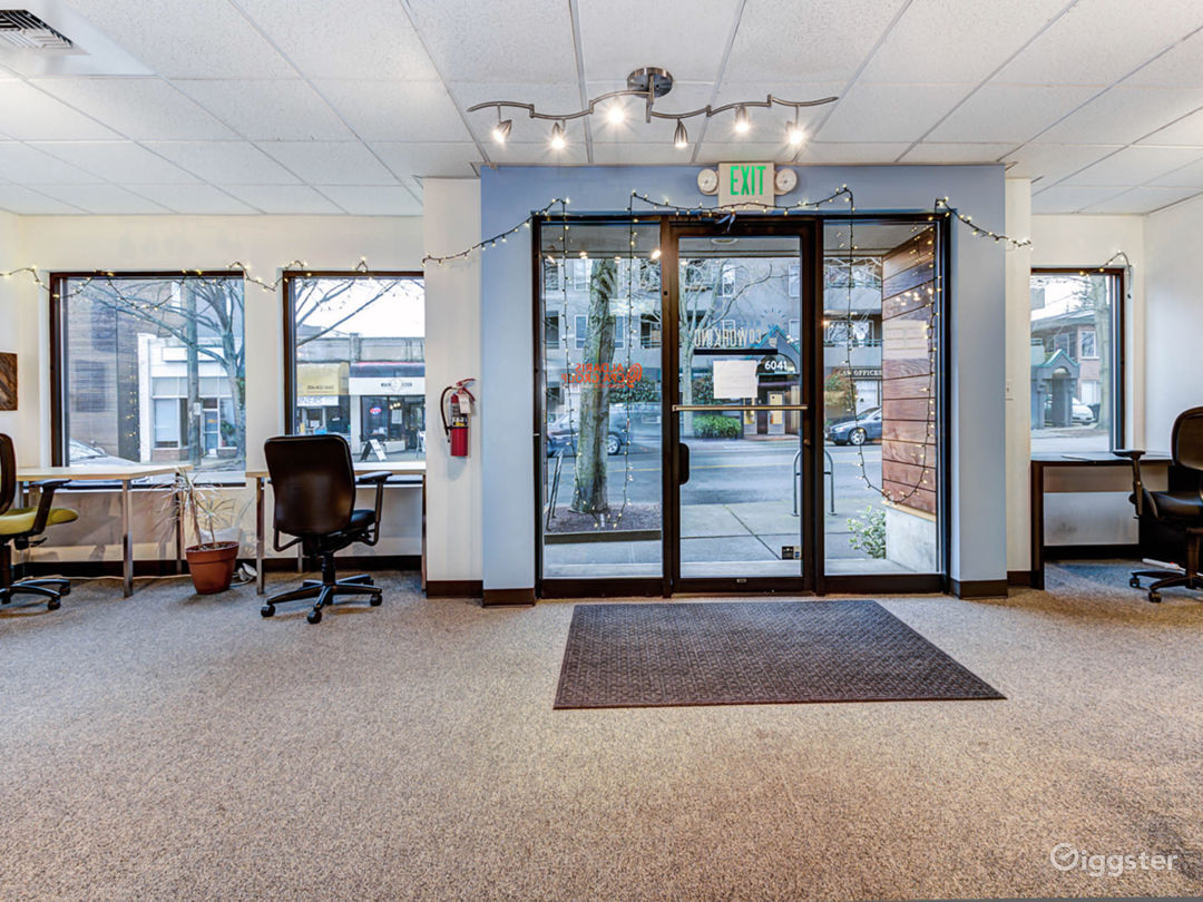 Relaxing Office Space in Seattle Photo 1