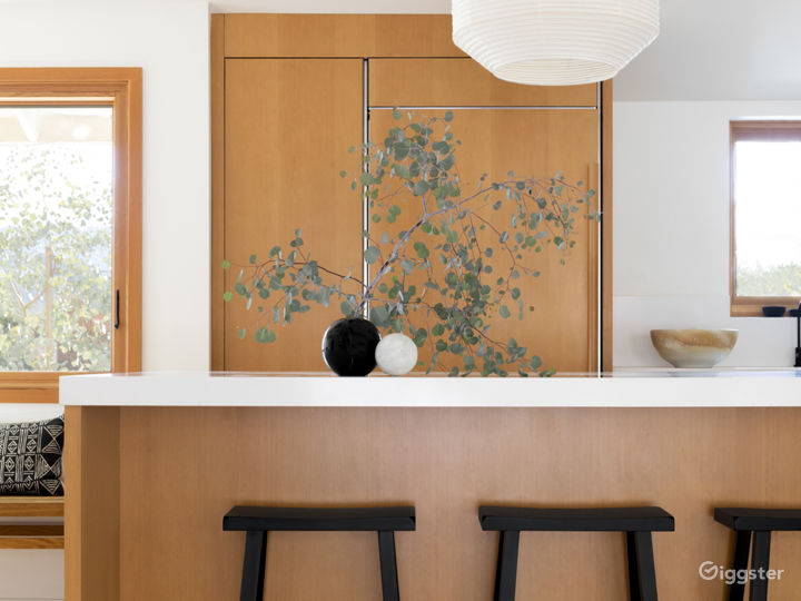 Modern Ojai California Home Photo 4