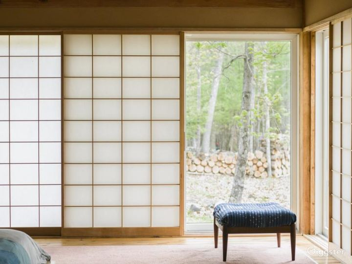 Japanese inspired rural home: Location 5126 Photo 3
