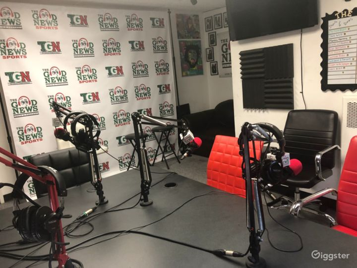 West LA Podcasts Recording Studio Photo 2