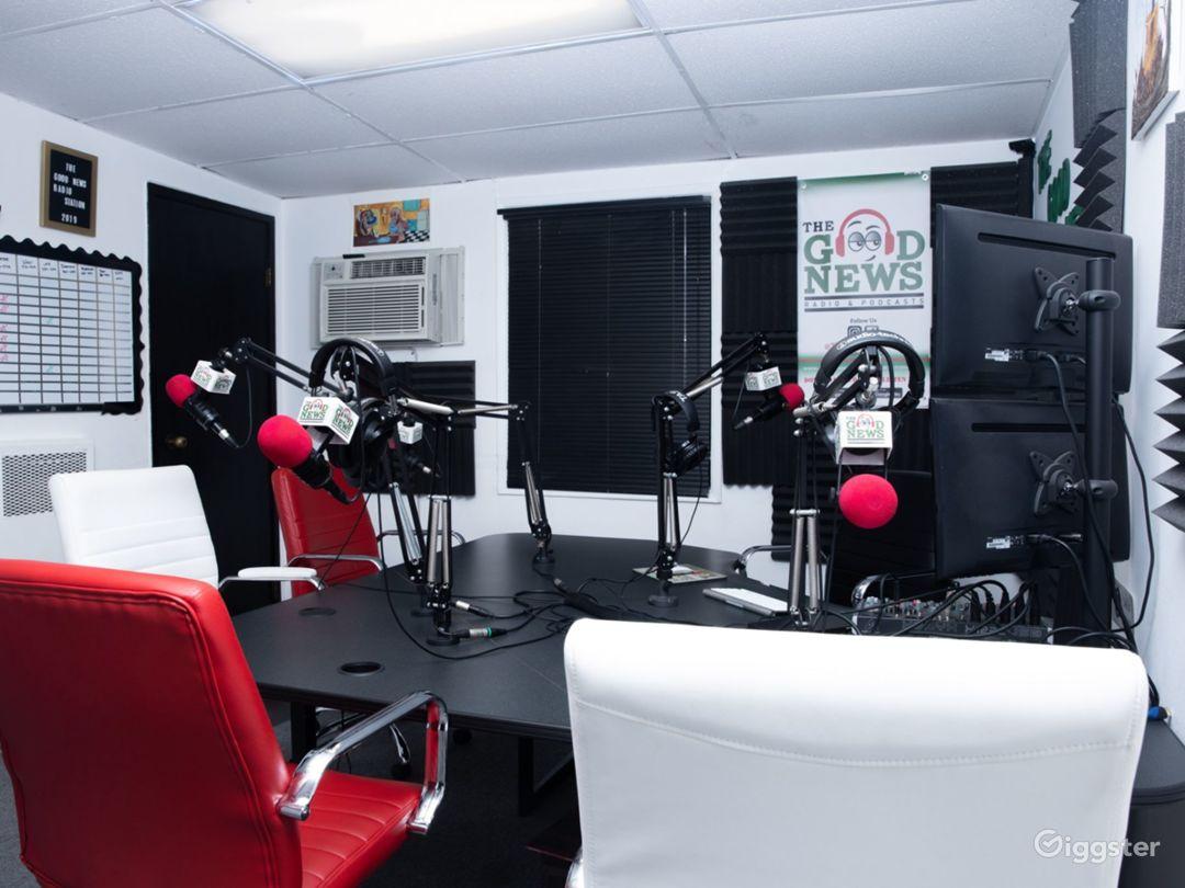 West LA Podcasts Recording Studio Photo 1