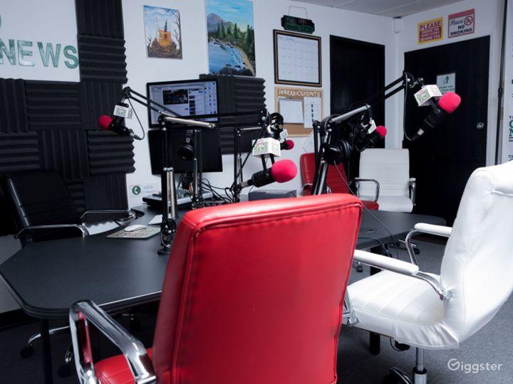 West LA Podcasts Recording Studio Photo 4
