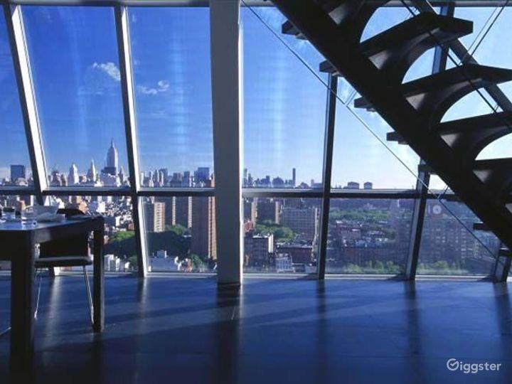 Incredible penthouse duplex: Location 4213