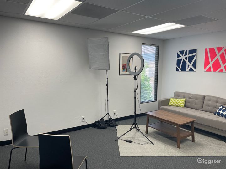 Second Office / Casting Suite