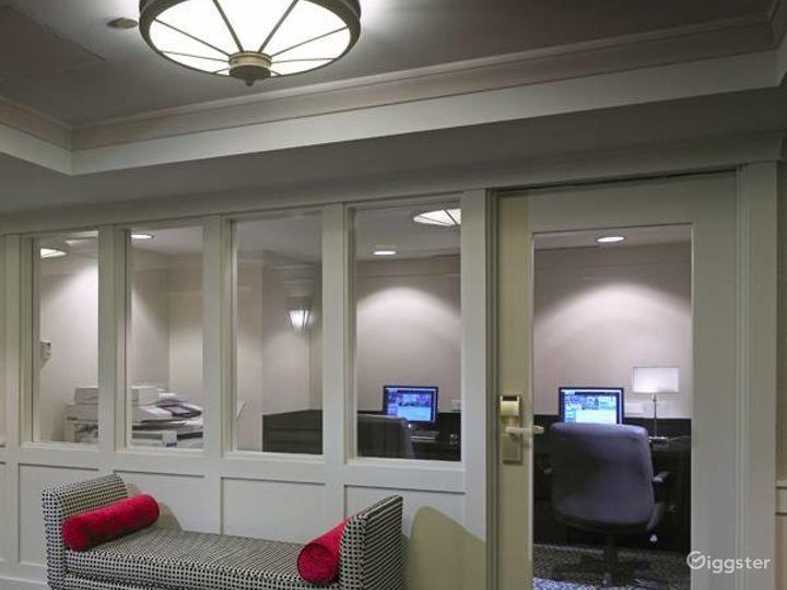 Burnham Boardroom Photo 4