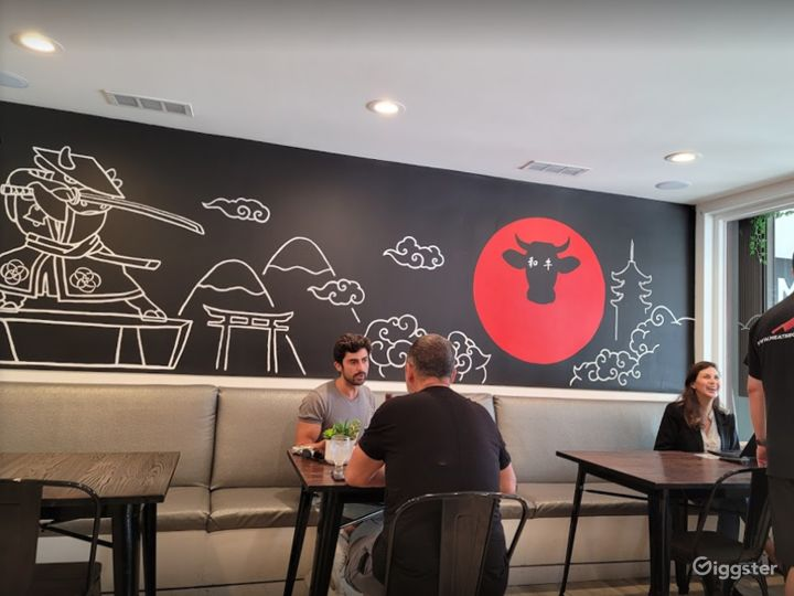 Indoor Casual yet Elegant Steak Bar for Events in Miami Florida Photo 3