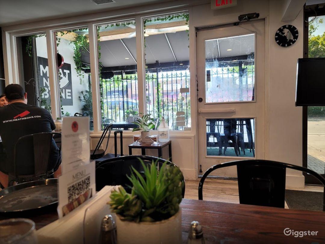 Indoor Casual yet Elegant Steak Bar for Events in Miami Florida Photo 1