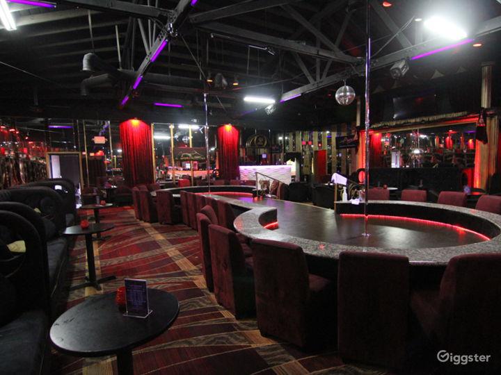 Strip Club with Big Dressing Room