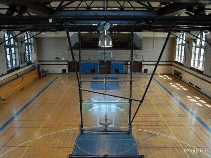 Basketball gym and facility: Location 4249 Photo 5
