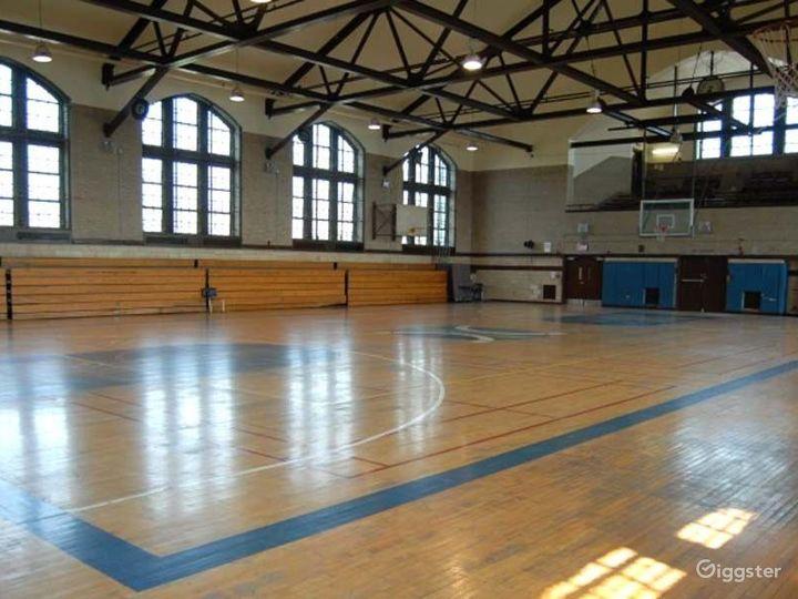 Basketball gym and facility: Location 4249 Photo 4