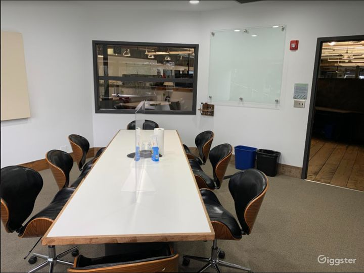 Think Conference Room in South Portland