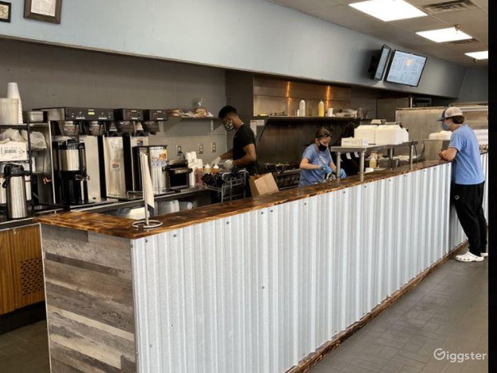 Casual Cafe Buyout Photo 4
