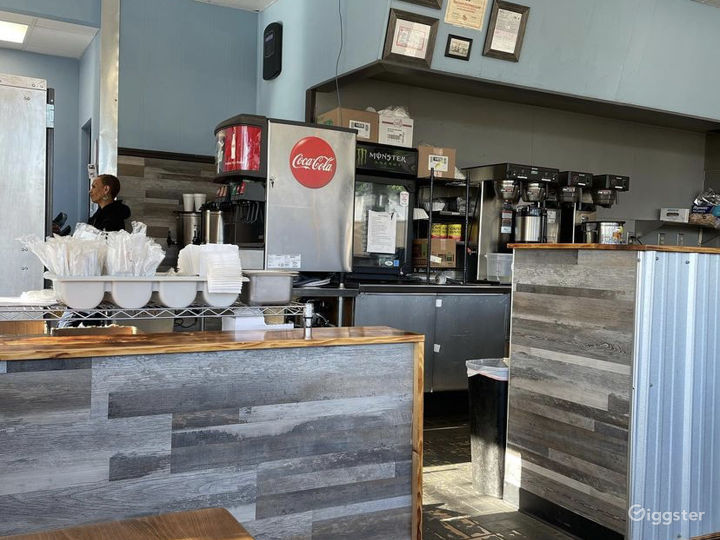 Casual Cafe Buyout Photo 5