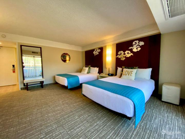 Daring Double Deluxe Rooms  Photo 4