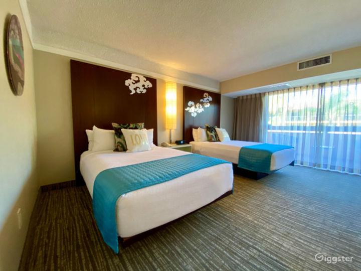 Daring Double Deluxe Rooms  Photo 3