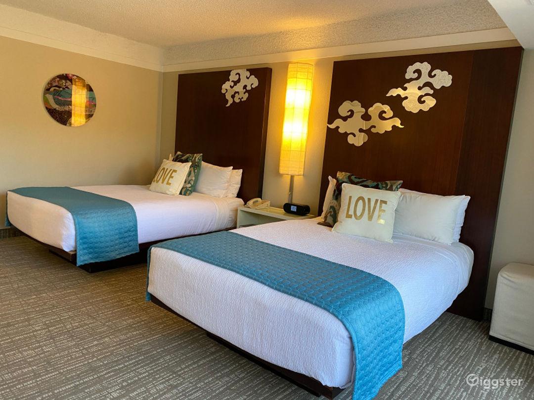 Daring Double Deluxe Rooms  Photo 1