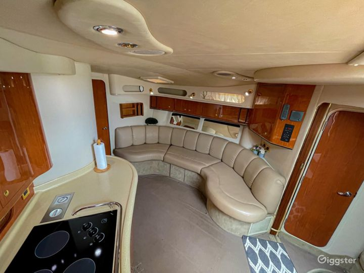 Marvelous 40FT Sea Ray Rosbel Party Yacht Space Events  Photo 2