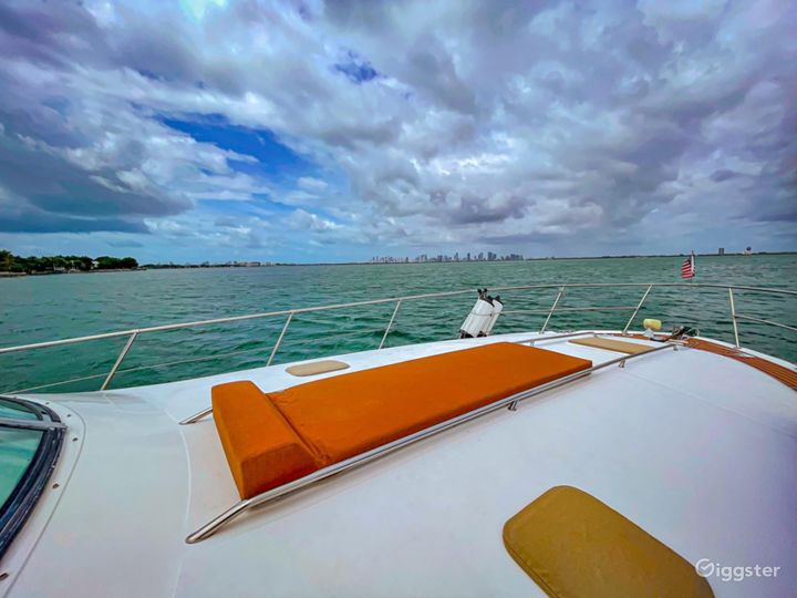 Marvelous 40FT Sea Ray Rosbel Party Yacht Space Events  Photo 4