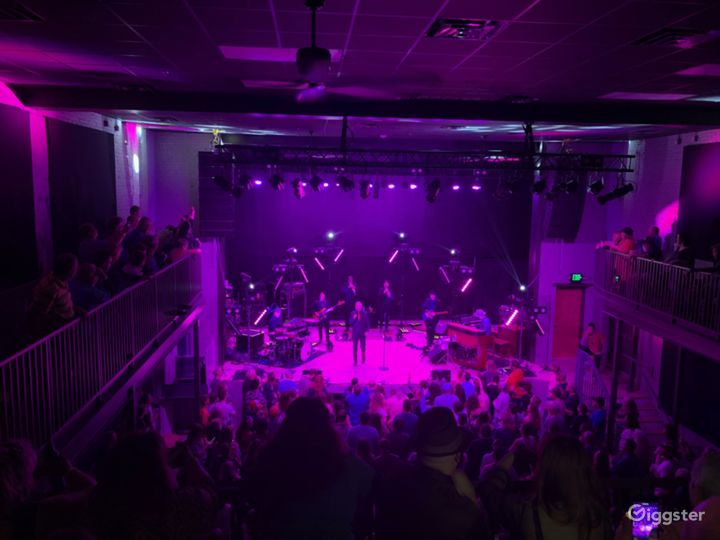 Live Music Venue & Event Space in Downtown Greenville Photo 3